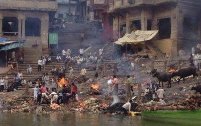 …csak Varanasi örök