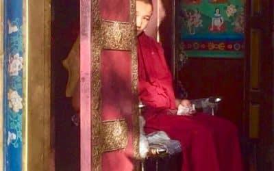 Végül a kolostor