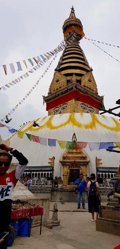 Boudha Temple, Kathmandu