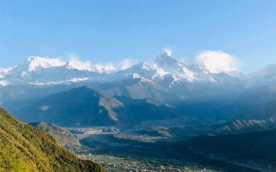 Amikor elérünk a Himalájához